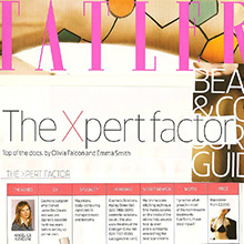 Beauty and cosmetic surgery guide the Xpert factor
